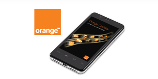 De krachtige Orange San Diego met Intel Inside®